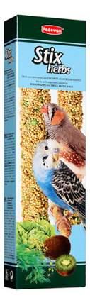 Лакомства для птиц Padovan Stix herbs, 80г PP00141