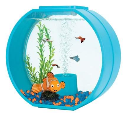 Аквариум для рыб Triol Disney Nemo, голубой, 20 л