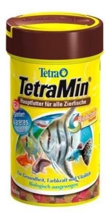 Корм для рыб Tetra Min, хлопья, 100 мл