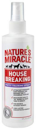 Спрей для приучения к туалету для собак Nature's Miracle House-Breaking, 236 мл
