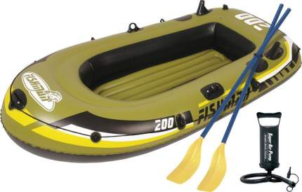 Лодка Jilong Fishman 200-set 2,18 x 1,1 м green