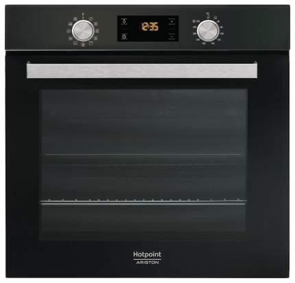 Встраиваемый электрический духовой шкаф Hotpoint-Ariston FA5 841 JH BL HA Black
