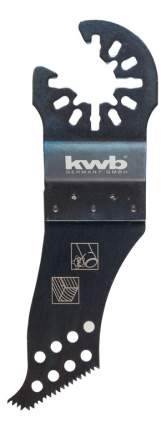 Полотно для ножовок по дереву KWB 708450