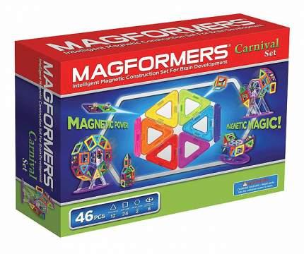 Магнитный конструктор Magformers Карнавал