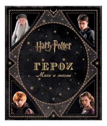 Гарри поттер. Геро и Маги и Маглы