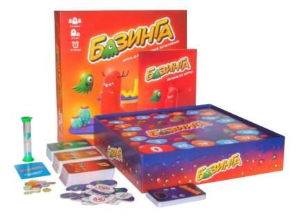 Семейная настольная игра Базинга Cosmodrome Games