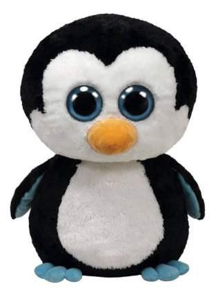 Мягкая игрушка TY Beanie Boos Пингвин Waddles 40 см