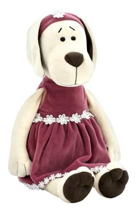 Мягкая игрушка Orange Toys Собачка Лапуська в бархатном платье 20 см Life