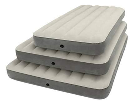 Надувная кровать Intex Матрац-кровать надувной Full Deluxe
