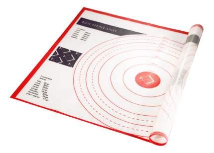 Коврик для запекания с размерной сеткой, 62*45 см, силиконовый Kuchenland PM-3S