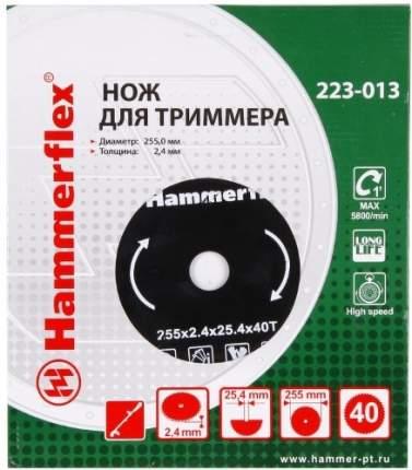 Нож для триммера Hammer 223-013