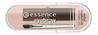 Eyebrow Stylist Set 01 (Цвет 01 Natural Brunette Style 41312A)