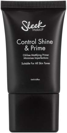 Основа для макияжа Sleek MakeUP Control Shine & Prime 15 мл