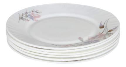 Набор плоских тарелок Rosenberg 20см (6 шт)