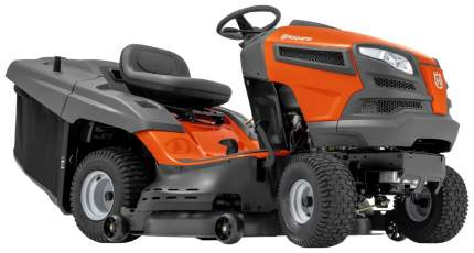 Садовый трактор - газонокосилка с сиденьем Husqvarna TC 142T