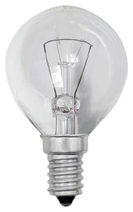 Лампа накаливания (01447) E14 60W шар прозрачный IL-G45-CL-60/E14