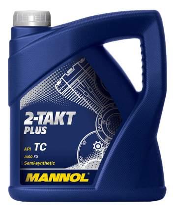 Моторное масло Mannol 2-Takt PLUS 4л