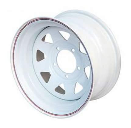 Колесные диски OFF-ROAD Wheels R15 10J PCD5x139.7 ET-44 D110 (1510-53910WH-44A15)