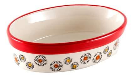 GIPFEL Форма для запекания AMEY 18х12х5см Цвет: Кремовый Материал: жаропрочная керамика
