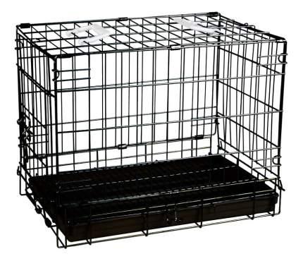 Клетка для собак Triol металл, 32x50x40см