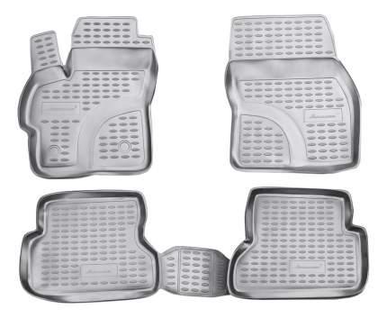 Комплект ковриков в салон автомобиля Autofamily для Mazda (NLC.33.01.210k)