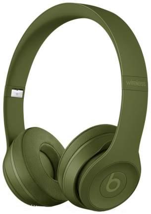 Беспроводные наушники Beats Solo3 Green