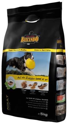 Сухой корм для собак BELCANDO Adult Active, птица, 5кг