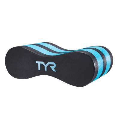 Колобашка для плавания TYR Junior Pull Float LJPF синяя/черная (11)