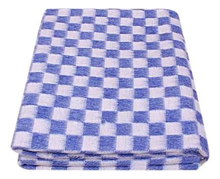 Одеяло Ермолино байковое х/б 90x112 синий 571ЕТ