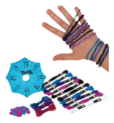 Набор для плетения Fashion Angels Monster High Разноцветные браслеты из ниток