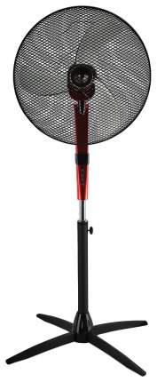 Вентилятор напольный POLARIS PSF 40 RC Modern red/black