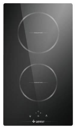 Встраиваемая варочная панель индукционная GEFEST ПВИ 4000 Black