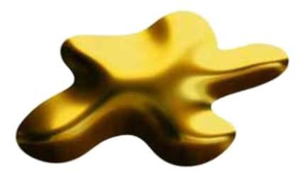 Акриловая краска Zvezda металлик медь 12 мл