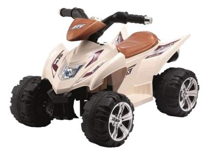 Электроквадроцикл 1 TOY ATV бежевый
