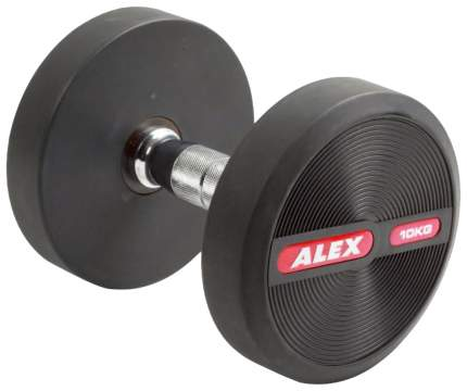 Гантельный ряд Alex DB-TPU от 27,5 до 50 кг