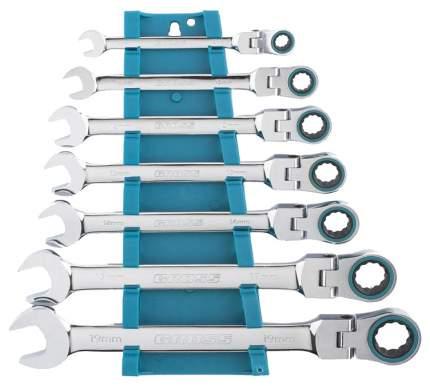 Набор комбинированных ключей GROSS 14891
