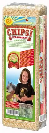 Наполнитель Chipsi Древесный 15 л 1 кг Клубника