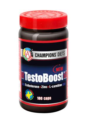 Бустер тестостерона АКАДЕМИЯ-Т TestoBoost 180 капс.