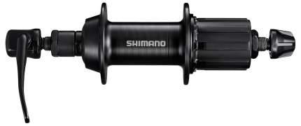 Втулка передняя Shimano Tourney TX500, v-br, 32 отв, 8/9 ск. (EFHTX5008EL)