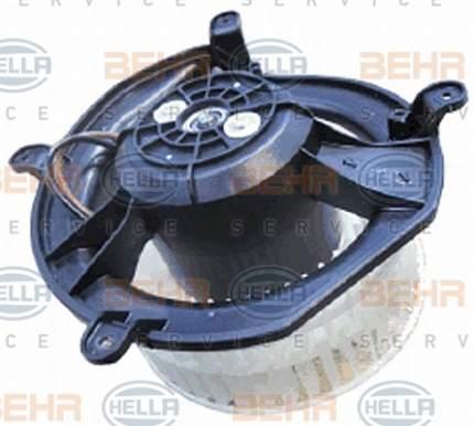 Двигатель моторчика печки Hella 8EW 009 100-421