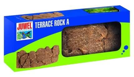 Декорация для аквариума Juwel Terrace Rock A, пластик, 35х15х9 см
