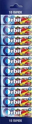 Жевательная резинка Orbit клубника-банан 136 г