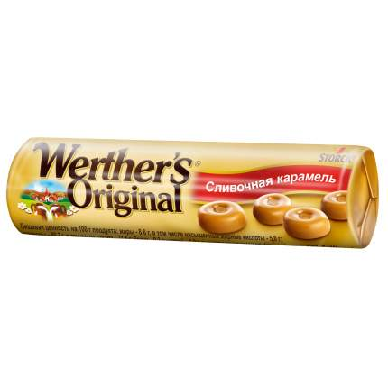 Карамель сливочная Werther's Original 50 г