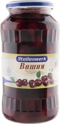Вишня без косточек Stollenwerk с сахаром 680 г