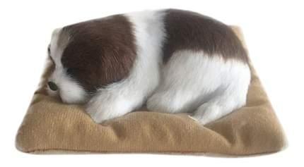 Мягкая игрушка щенок Сенбернар Новогодняя сказка 972958
