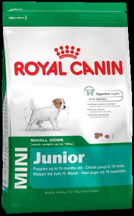 Корм ROYAL CANIN для щенков мелких пород, 800 г