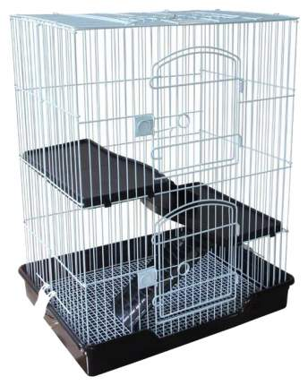 Клетка для крыс, морских свинок, мышей, хомяков Triol 77х46х61см