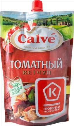 Кетчуп Calve томатный 350 г