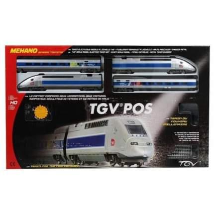 Железная дорога Mehano T103 TGV POS