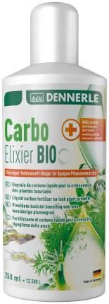 Удобрение для аквариумных растений Dennerle Carbo Elixier BIO 250 мл